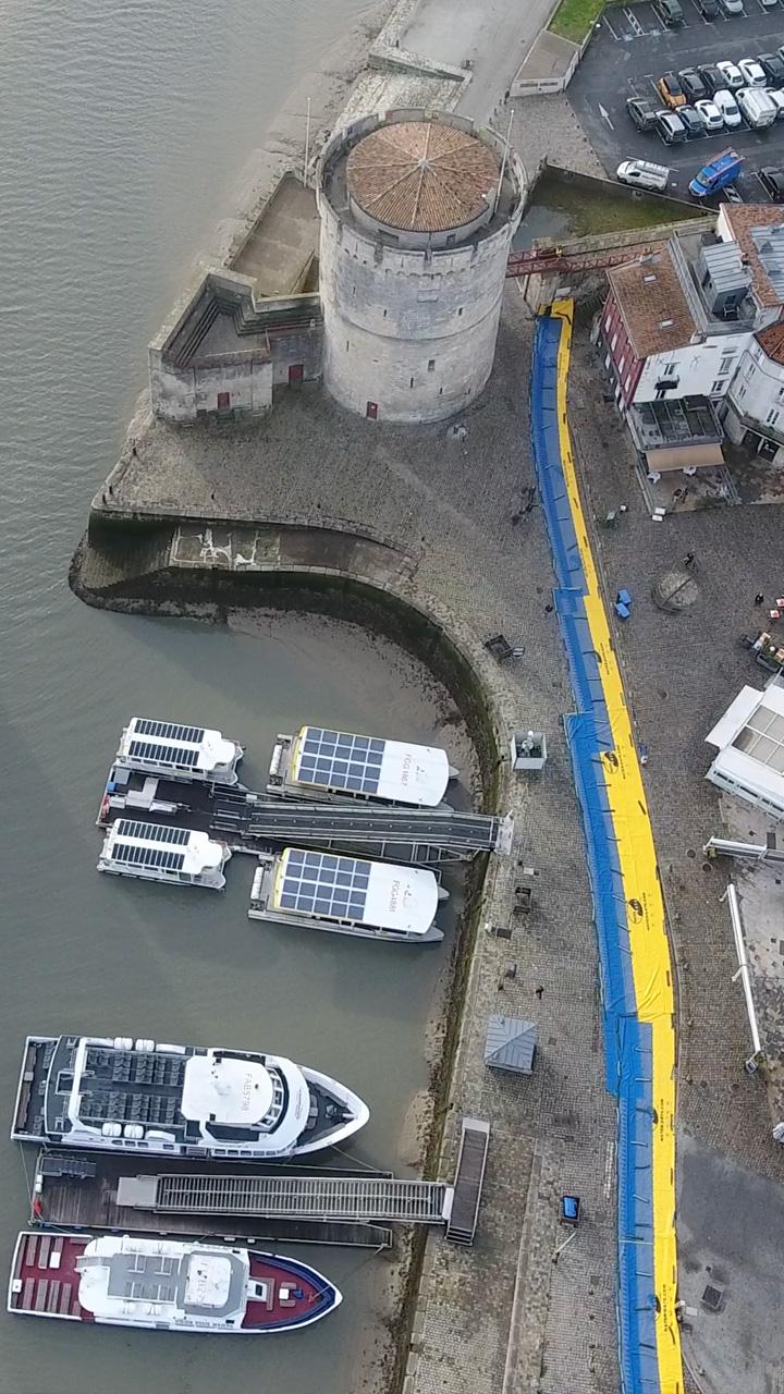 barriere inondation-à la rochelle-port